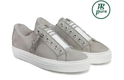 Paul Green Elasticated Sneaker Olive
