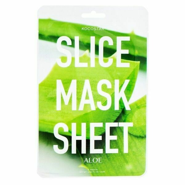 Aloe Vera Slice Sheet Mask