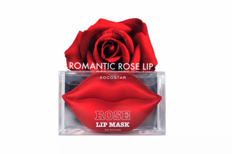 Lip Mask Romantic Rose 20pcs