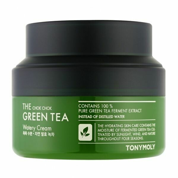 Chok Chok Green Tea Watery Cream