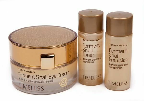 Ferment Snail Eye Cream set