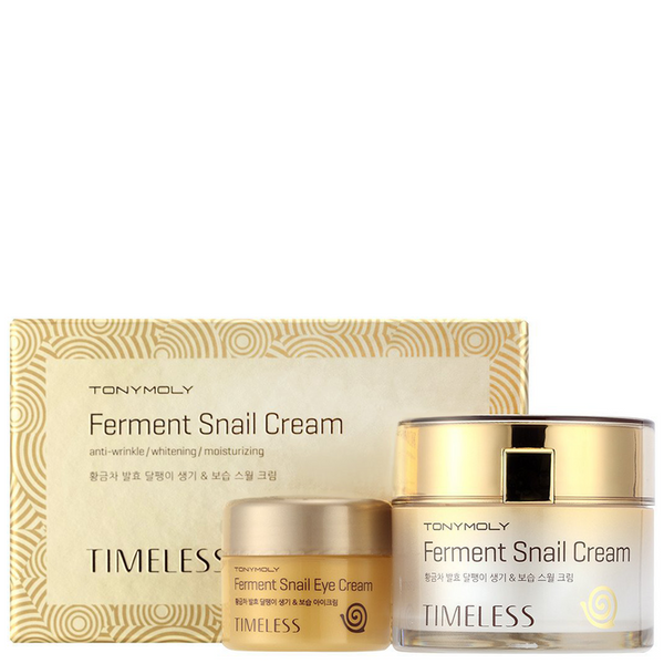 Ferment Snail Cream set