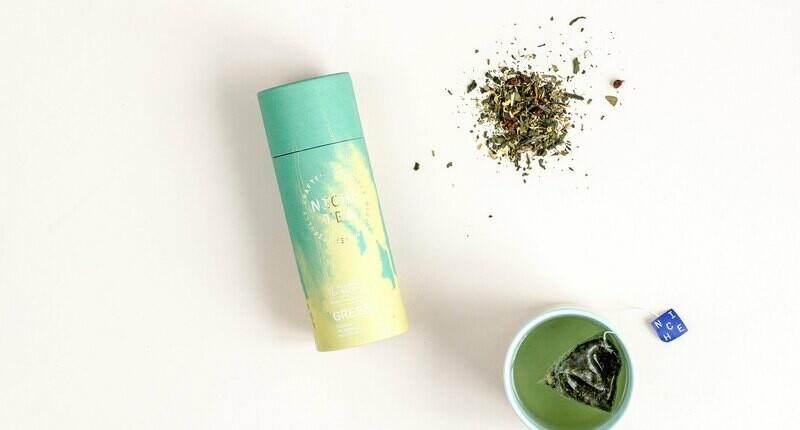 NICHE TEA Green