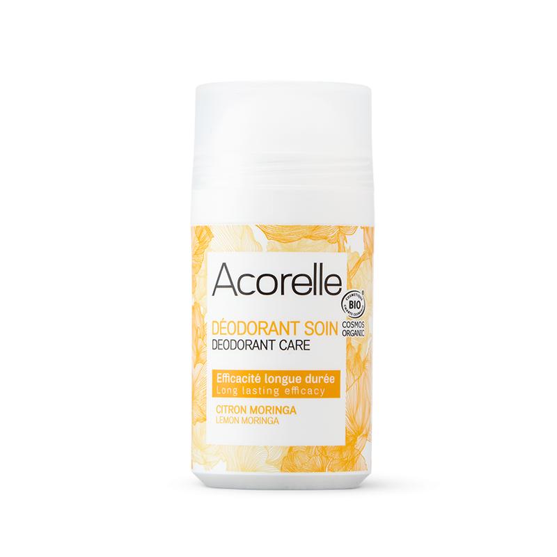 Acorelle Long Lasting Roll On Deodorant Moringa Lemon 50ml