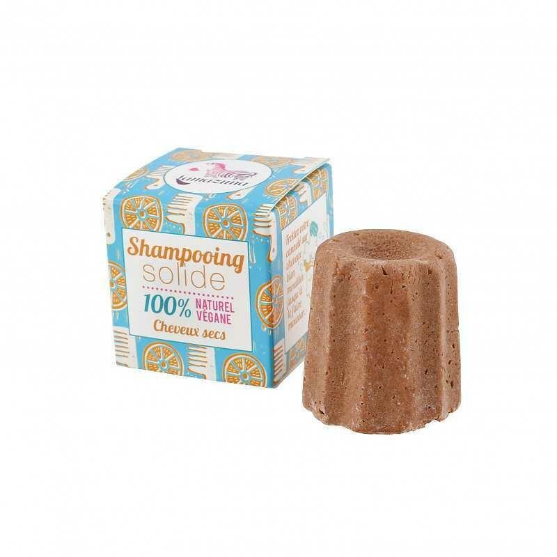 Solid Orange Shampoo for dry hair 55g