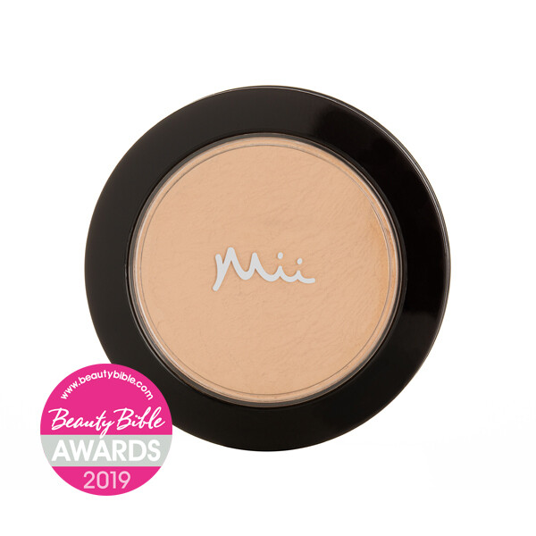 Irresistible Face Base Mineral Foundation 01