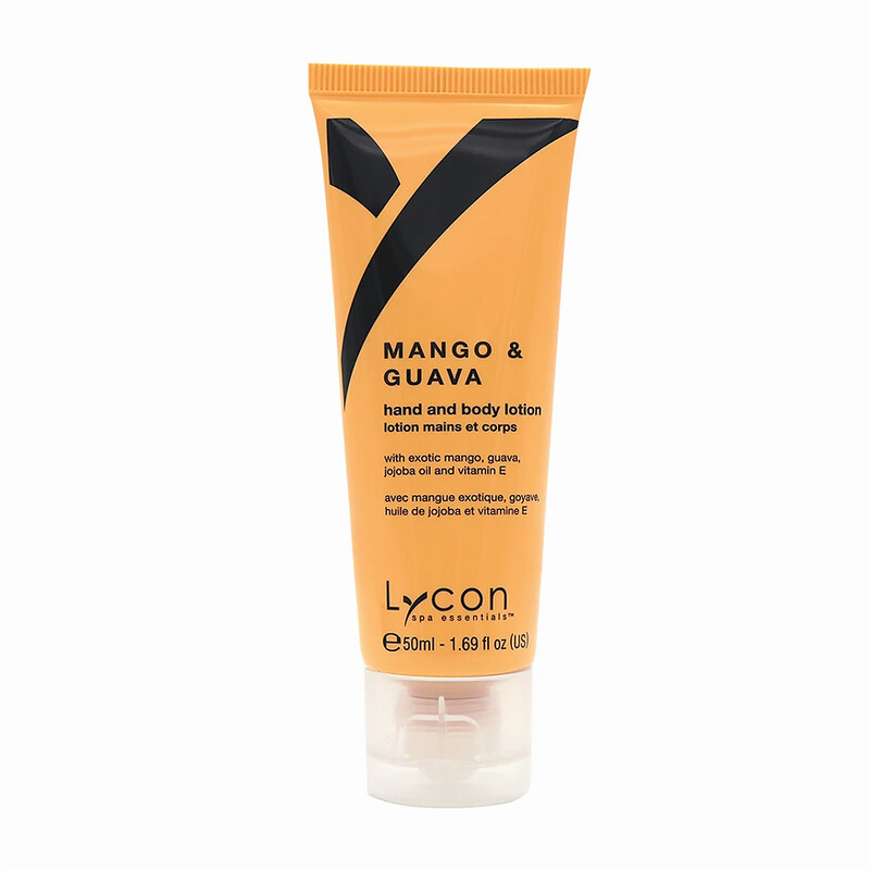 Hand and Body Lotion - Mango and Guava 50ml