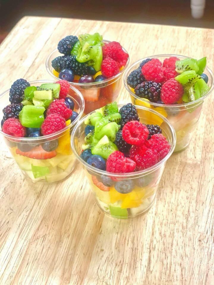 Fresh Seasonal Fruit Cup