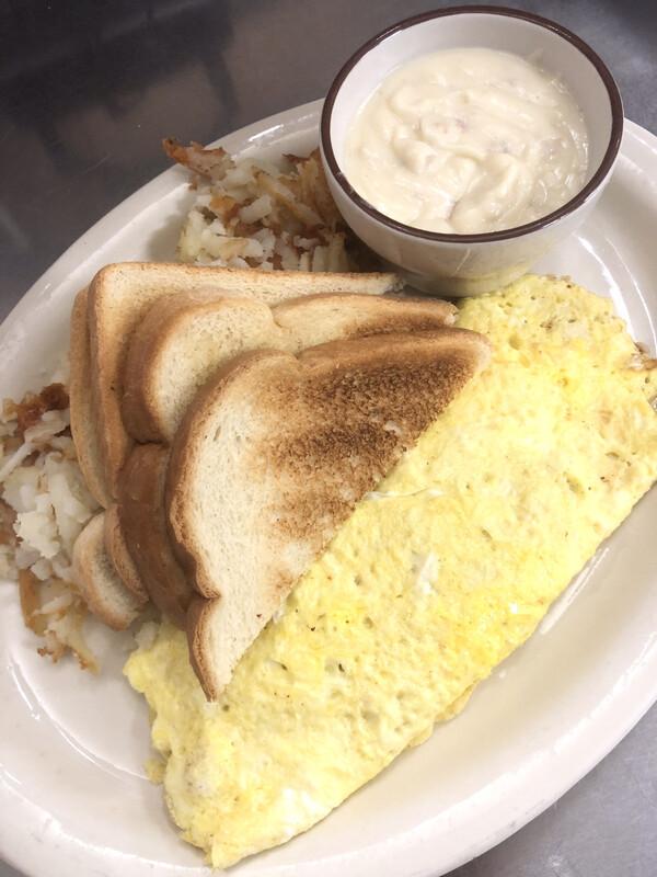 The Diner Omelet