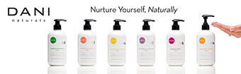 Dani Naturals Hand Lotion 4 Scents Available