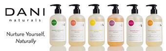 Dani Naturals Liquid Hand Soap 4 Scents Available