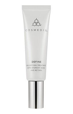 Cosmedix Define Age-Defying Treatment with Hydroxy Acids & Retinol