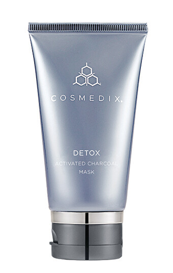 Cosmedix Detox Activated Charcoal Mask