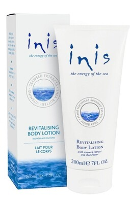 Inis Energy Of The Sea Revitalising Body Lotion 7 fl oz.