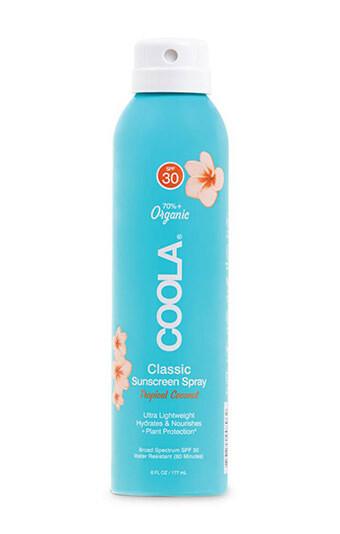 Coola Classic Body Organic Sunscreen Spray SPF 30
