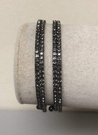 Double Pave Bracelet