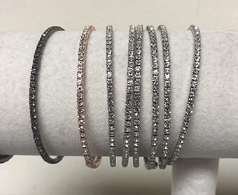 Single Pave Bracelet