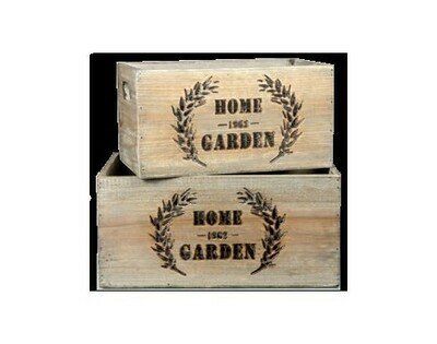 LG Home & Garden Crate