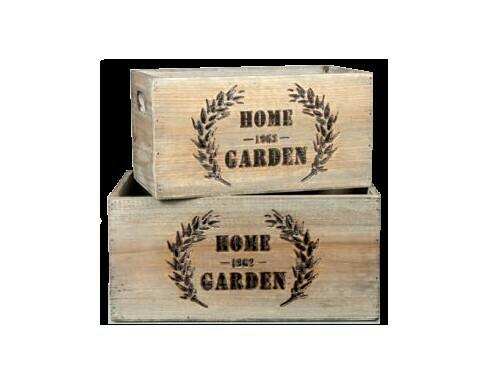 SM Home & Garden Crate