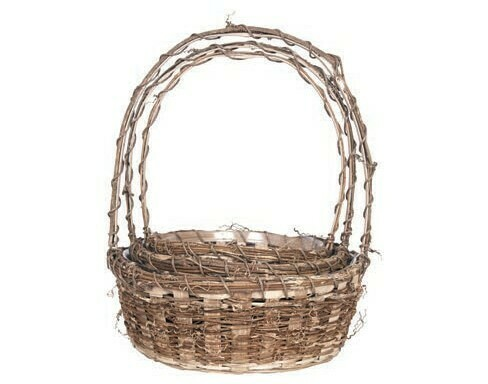 SM Wicker Basket