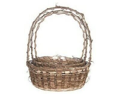 LG Wicker Basket