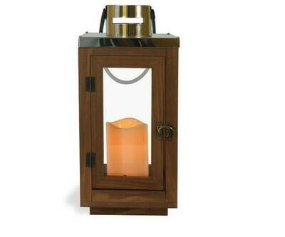 Nickel Lantern