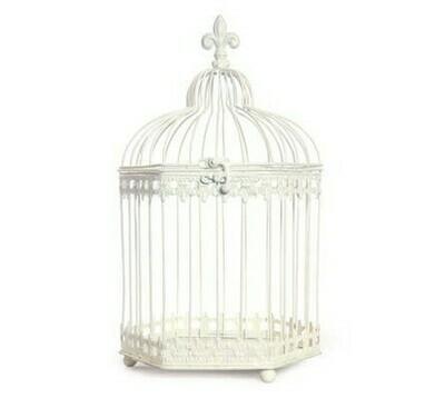 Ivory Bird Cage
