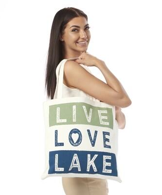 Live Love Lake Bag