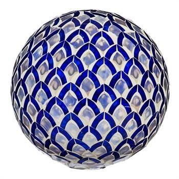 """16"""" Mosaic Glass Ball"""