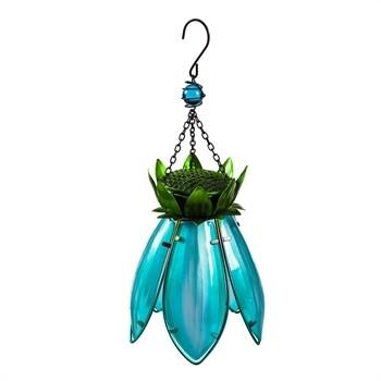 BLU Hanging Solar Flower Lantern