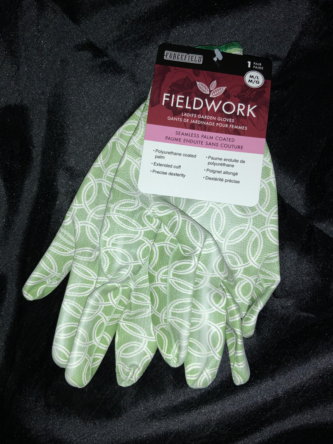 Forcefield - Green Ladies Poly Coated