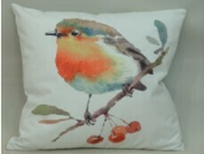 Large Bird Pillow