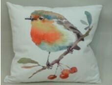 Large Bird Pillow