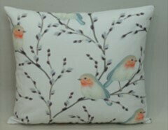 Willow Bird Pillow