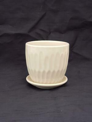 12cm CRM Ceramic Pot