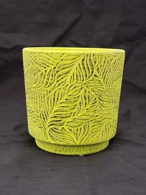 15cm GRN Ceramic Pot