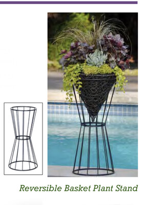 Reversible Basket Planter