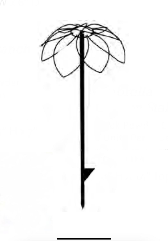 """84"""" Umbrella Garden Stake"""