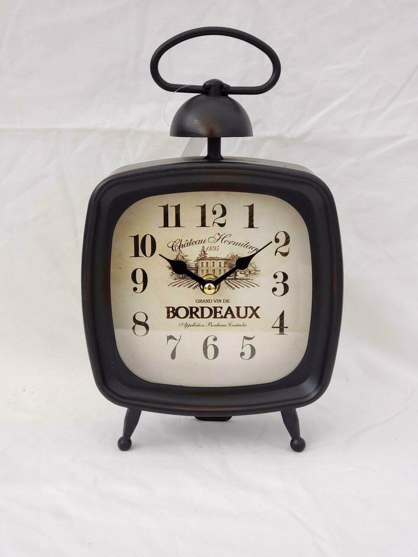 Bordeaux Clock