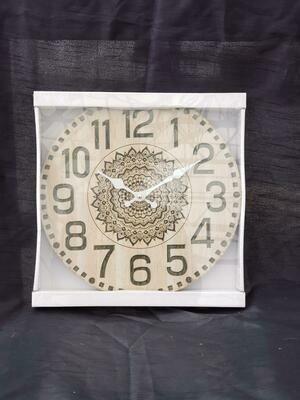 Henna Clock
