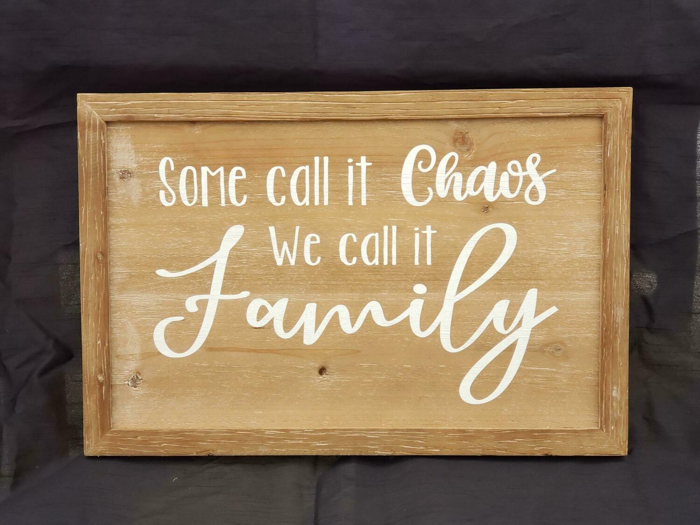 Call It Family Wall Art
