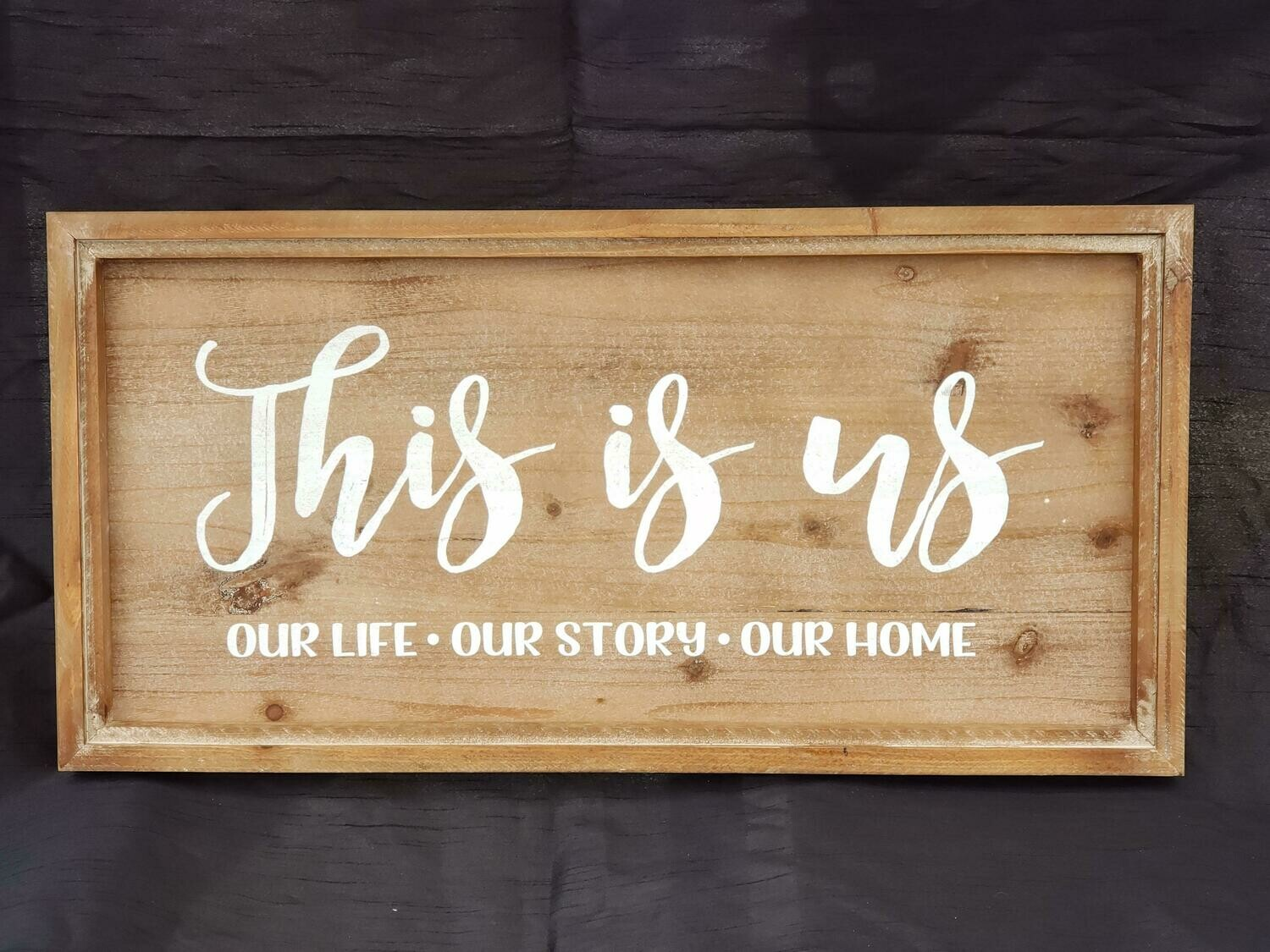 This Is Us Wall Art