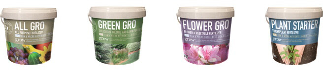 Garden Gallery Flower & Vegetable Fertilizer