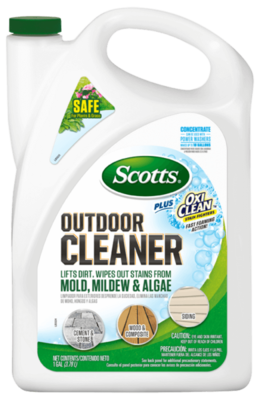Scotts Outdoor Cleaner 3.78L