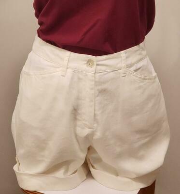 WHT Linen Short