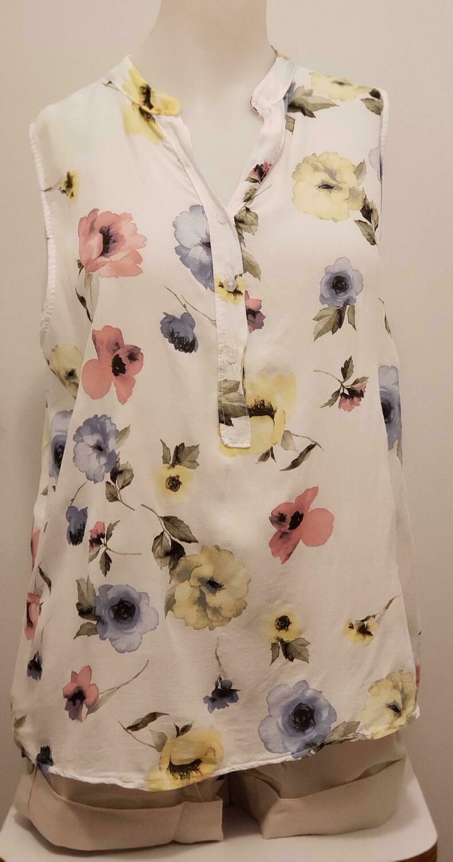 WHT Flower Tunic