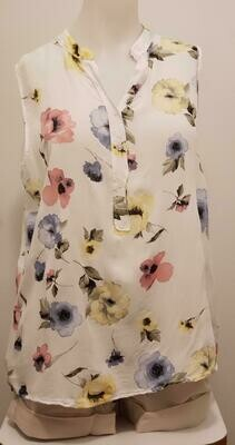 WHT Flower Tunic