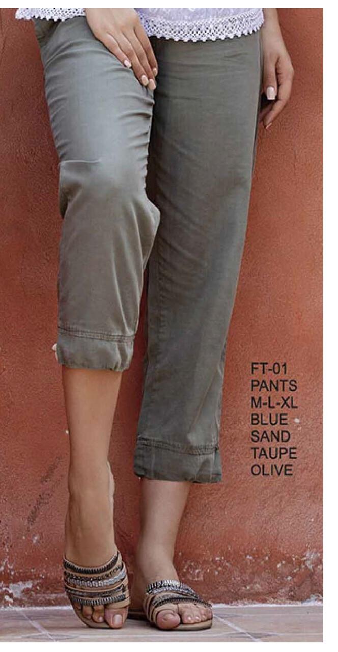 OLV Capri W/Ties