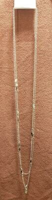 Long Multi Chain Necklace