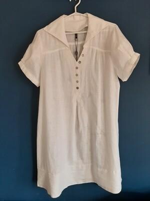 WHT Linen Dress